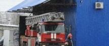 Возросло число жертв пожара на Качаловском рынке в Москве