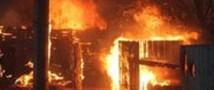 3 тысячи жителей Забайкалья остались без света из-за лесных пожаров
