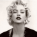 Брюнетка от природы Мэрилин Монро стала первой среди блондинок