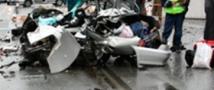 Крупная авария в Красноярском крае. Погибли шесть человек