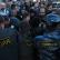 На «Баррикадной» были задержаны порядка 30 человек