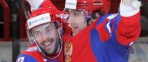 Сборная России по хоккею, разгромив норвежцев, вышла в полуфинал