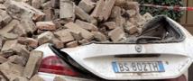 В Италии произошло мощное землетрясение