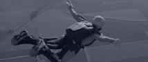В Ленинградской области разбился парашютист