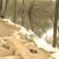 В Южно-Сахалинске озеро, вышедшее из берегов, затапливает дома