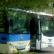 Во Владивостоке водитель автобуса протаранил конкурента