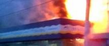 Более двухсот москвичей были спасены от пожара
