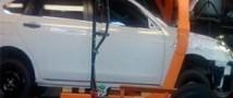 В сеть утекли фотографии производства Nissan Almera на АвтоВАЗе