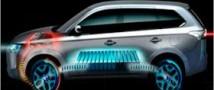 Mitsubishi представит новый электромобиль