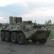 Под Балтийском в аварию попал военный бронетранспортер
