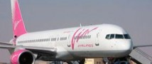 Боинг-757 сделал вынужденную аварийную посадку в Новосибирске