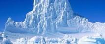 В Антарктиде обнаружен огромный разлом