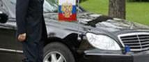 ГИБДД не удалось идентифицировать автомобиль, на котором ехал Путин