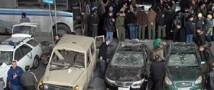 Сирийский конфликт достиг столицы