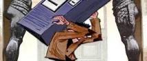 В Ярославле задержали двух мужчин, пытавшихся украсть банкомат