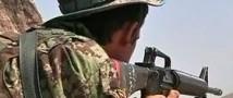 В афганистане убиты трое британских солдат