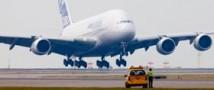 В Москву будет летать самый большой самолет мира