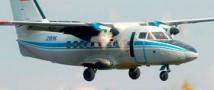 В Московской области совершил экстренную посадку самолет L-410