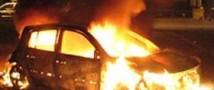 В Подмосковье взорвано 2 полицейских авто