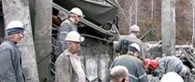 В шахте «Комсомолец» произошел пожар