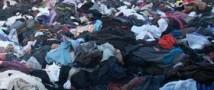 Гуманитарная помощь для жителей Крымска оказалась выброшена на свалку