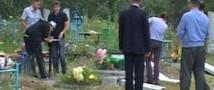 На Урале ученики младших классов разрушили надгробия ветеранов