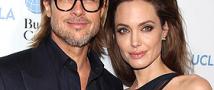 Четырехлетняя дочь Питта и Джоли снимется в кино
