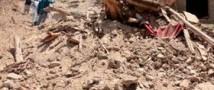 В Иране смогли опознать только лишь половину погибших от землетрясения