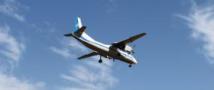 В Ижевске во время посадки у Ту-134 лопнули шасси