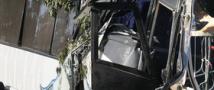 В Молдавии в пропасть сорвался автобус, погибли десять человек