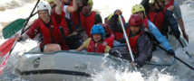 В Пермском крае при сплаве по реке пропали подростки