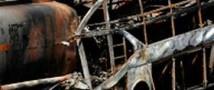 В Китае в результате аварии автобуса погибло тридцать шесть человек