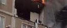 Во Владивостоке в жилом доме взорвалось взрывное устройство