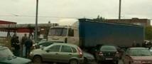 На Волоколамском шоссе в ДТП погибли двое сотрудников полиции