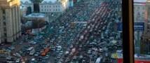 День без автомобилей в Москве отметили пробками