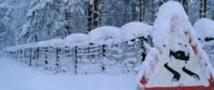 Из-за снега ограничено движение автотранспорта в Магадане