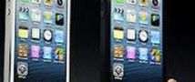 Новый iPhone 5 представила Apple