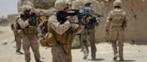 Нападение талибов на базу в Афганистане