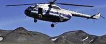 Два учебных вертолета столкнулись под Омском