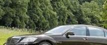 У московского официанта был угнан автомобиль