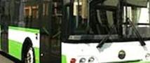 Пассажирский автобус обстрелян в Москве