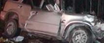 В Иркутской области в ДТП погибли шесть человек
