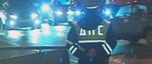 Москвичка напала на сотрудников ДПС за то, что они дважды ее остановили