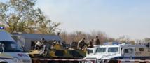 В Оренбурге, спасая солдат от взрывов, контузию получил старший сержант Титов