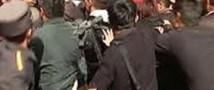 Беспорядками закончился митинг в Бишкеке