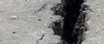Два землетрясения произошло за минувшие сутки на Тихоокеанском побережье РФ