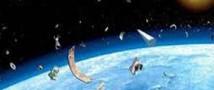Проблема космического мусора всерьез заботит ученых