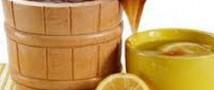 От ангины спасет мед