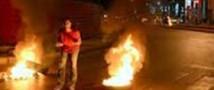 Напряженная обстановка сохраняется в Бейруте после теракта