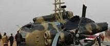В Красноярском крае вертолет потерпел крушение